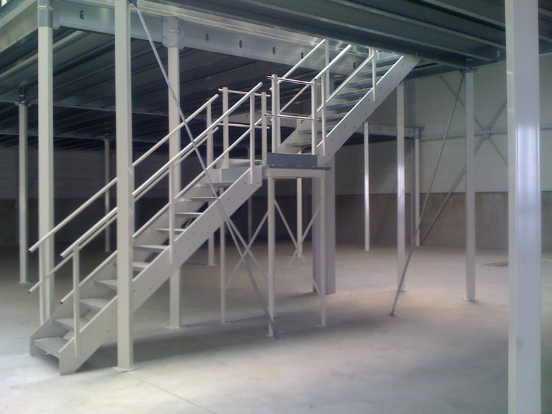 Escalier A Palier